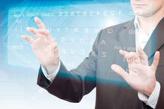 Virtual Keyboard Stock Photos
