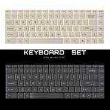 Virtual keyboard Royalty Free Stock Photography