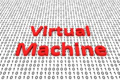 Virtual machine Royalty Free Stock Photo