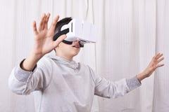Virtual reality Royalty Free Stock Photos