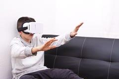 Virtual reality Royalty Free Stock Image