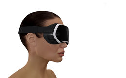 Virtual Reality Concept. Stock Photography