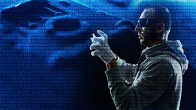 Virtual reality concept, vr glasses new tech Stock Photo