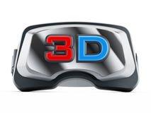 Virtual reality glasses Stock Photos