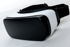 Virtual reality googles. VR headset Stock Image