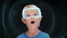 Virtual reality headset, innovation technology of future entertainment