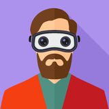 Virtual Reality Headset Stock Photos