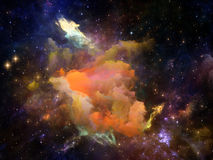 Virtual Space Stock Images