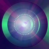 Virtual technology  background. Stock Image