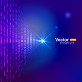 Virtual technology background. And template concept Stock Images