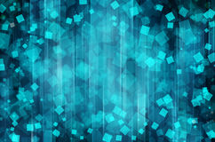 Virtual technology space  background. Virtual technology space rectangle  background from light to dark blue Royalty Free Stock Image