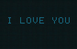 Virtual Valentine Stock Photos