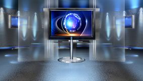 Virtualset Studio 3. Virtual set studio for chroma footage Realize your vision for a professional-looking studio – wherever you want it. With a simple stock illustration