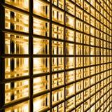 Virtuele architectuur Stock Fotografie
