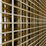 Virtuele architectuur Stock Foto's