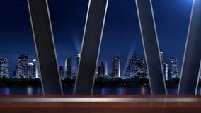 Virtuele studio_058_1 stock video