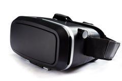 Virtuell verklighetexponeringsglas Arkivbilder