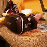 Virtuelle Realität u. x28; VR& x29; Lizenzfreie Stockfotos