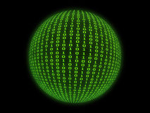 Virtuelle Welt Lizenzfreie Stockfotos