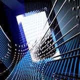 Virtueller Platz Lizenzfreies Stockbild