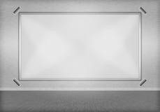 Virtuelles Feld Lizenzfreie Stockfotos