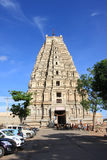 Virupaksha寺庙, Hampi 库存照片