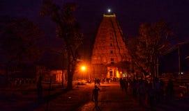 Virupaksha świątynia zdjęcia stock