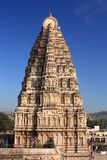 Virupaksha Hindu Temple, India. Royalty Free Stock Photo