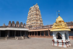 Virupaksha Temple, Hampi Royalty Free Stock Photography