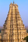 Virupaksha Temple in Hampi, Karnataka Stock Photography
