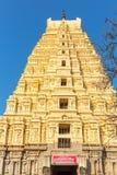 Virupaksha temple, Hampi, Karnataka, India. Virupaksha temple in Hampi, Karnataka, India, Asia royalty free stock image