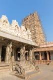 Virupaksha temple, Hampi, Karnataka, India. Virupaksha temple in Hampi, Karnataka, India, Asia royalty free stock photos