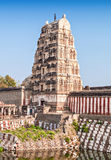 Virupaksha temple Royalty Free Stock Images