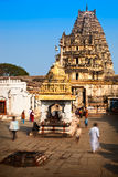 Virupaksha Temple Stock Photos