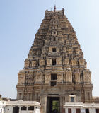 Virupaksha Temple at Vijayanagara Stock Image