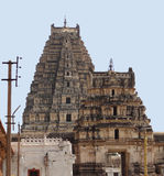 Virupaksha Temple at Vijayanagara Stock Photography