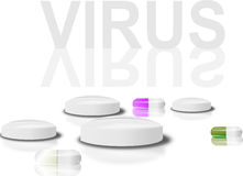 Virus Stock Images