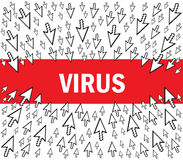 Virus Royalty Free Stock Images