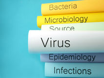 Virus - Medicine Stock Photo
