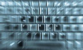 Virus! Stock Photography