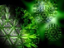 Virus Stock Image