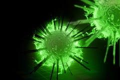 Virus Fotos de archivo