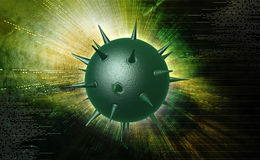 virus photo stock