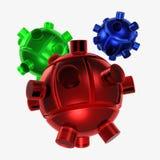 Virus Foto de archivo