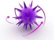 virus Stockfoto