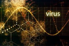 Virus Imágenes de archivo libres de regalías