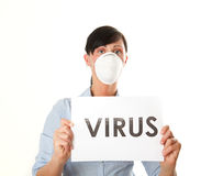 Virus Royalty Free Stock Photo
