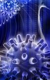 Virus libre illustration