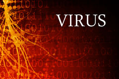 Virus Abstract Stock Photography