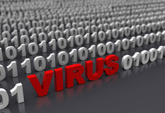 Virus Stock Photography